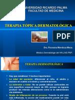Terapia Topica Dermatologica-urp 2017