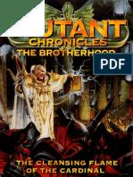 RPG.MutantChronicles Brotherhood + Ilian