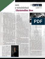 Christoffer Boe