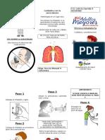 Tríptico inhaladores +AMA