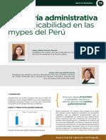 Articulo Auditoria en Las PyMES