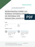 Monografias Sobre Las Normas Internacionales de in (1)