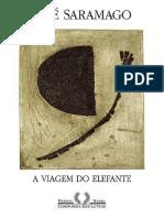 A Viagem Do Elefante - Jos_ Saramago