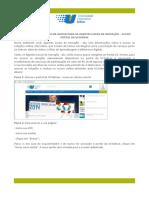 9 - Tutorial de Orientação de Acesso Para Os ALI No Portal Da UCSebrae