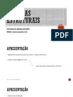 Sistemas Estruturais - Aula 01