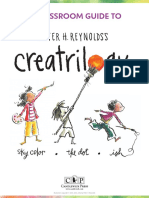 A Classroom Guide to Peter H. Reynolds's Creatrilogy