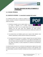 Lectura 1 - Los condicionantes internos - Naturaleza compleja del hombre.pdf