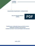 Teoria das Relações Internacionais.pdf