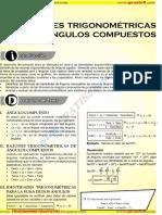 TRIGONOMETRIA IDENTIDADES TRIGONOMÉTRICAS DE ÁNGULOS COMPUESTOS-TEORÍA Y EJERCICIOS RESUELTOS-200.pdf