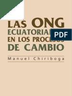 LIBRO LAS ONG ECUATORIANAS EN LOS PROCESOS DE CAMBIO.pdf