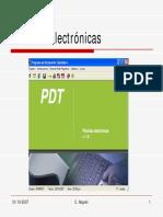 Planillas Electronicas