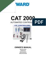 Manual CAT2000
