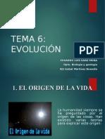 Clase 2 Darwin Evolucion PostDarwin