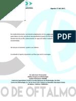 Carta Recomendacion DR