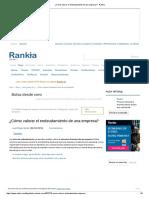 ¿Cómo Valorar El Endeudamiento de Una Empresa_ - Rankia