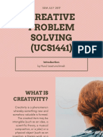 Creative Problem Solving (1)