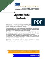 Cuadernillo1 PISA