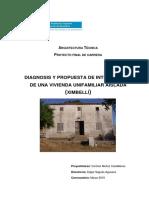 Diagnosis y propuesta de intervención de una vivienda aislad_Parte1.pdf