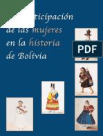 La participación de las mujeres en la historia de Bolivia