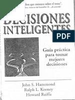 decisiones inteligentes hammond keeney y raiffa pdf.pdf