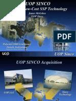 UOPSINCOFlexLowCostSSPTech