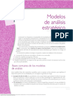 Modelos de Analisis Estrategicos