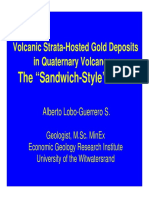 10 Sandwich-style Mineralization Q Volcanoes