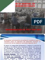Gerencia General de Programas Sociales