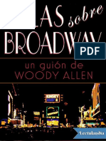 Balas Sobre Broadway - Woody Allen
