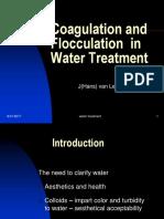VAN LEEUWEN 2011 Coagulation and Flocculation