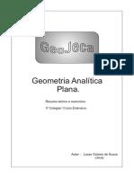 Estudo de Geometria Analitica.pdf