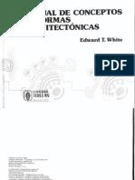 Edward T. White - Manual de Conceptos de Formas Arquitectónicas