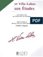 Villa-Lobos-Douze Estudios (Zigante) 2