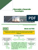Apoyos y Financiamientos Del FIDE a Las ER