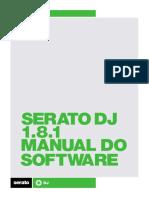 Serato DJ 1.8.1 Software Manual - Portuguese Brazil.pdf