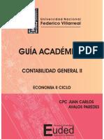 Contabilidad General II Univ.federico Villarreal Material Operaciones Bancarias