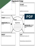 Diagrama de Tortuga - Formato