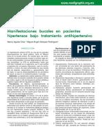 Manifestaciones bucales en paciente con tratamiento antihipertensivo.pdf