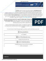 MVA- Online Document Guide