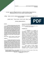 Art [Stork Et Al, 2015] DelPapa - Aplicativo Computacional Para a Análise de Dados de Experimentos No Delineamento Blocos Ao Acaso, Usando o Método Papadakis