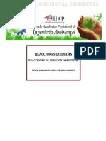 Adicion - Quimica Organica