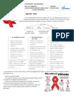 Actividad de Investigación SIDA