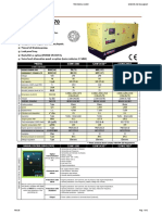Genset 79-102-125 kVA