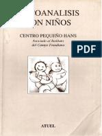 Psicoanálisis con niños - Eric Laurent, Anibal Leserre, Silvia Tendlarz y otros.pdf
