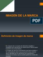 IMAGEN DE LA MARCA.pptx
