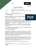 125-17 - MUN PROV de ALTO AMAZONAS - Mayores Metrados en Obras Ejecutadas Bajo El Sistema a Precios Unitarios (T.D. 10843135)