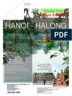 Vietnam - Muslim Hanoi Halong