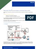TechNet Brasil - Capítulo 8 - Segurança - Novas funcionalida