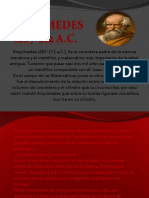 ARQUIMIDES.ppt