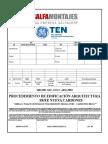 10013581 SNCA OOCC ARQ P001_A Procedimiento Edificación Arquitectura